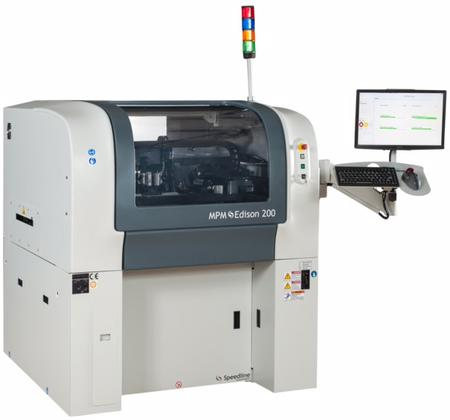 As the next generation in printing technology, with patented features throughout its design, the Edison operates at twice the speed and with 25% more accuracy than other printers.