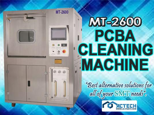 MT-2600 PCBA Cleaning Machine
