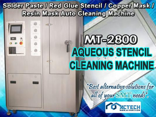 MT-2800 Aqueous Stencil Cleani