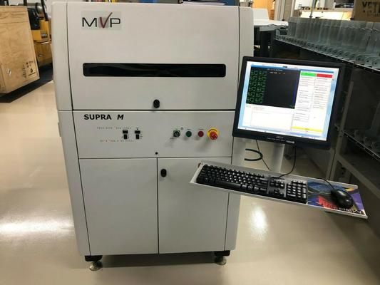 Machine Vision Products Inc. AOI Supra M