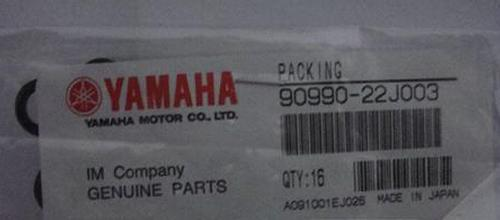 Yamaha Maintenance seals(90990-22J003