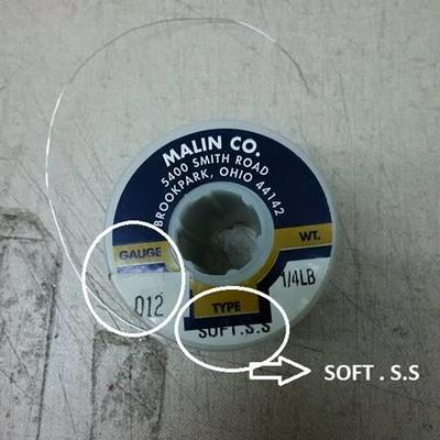 Marlin soldering wire Soft.S.