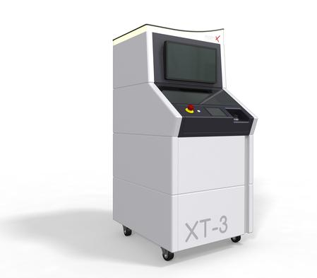 XT-3 High Resolution/High Magnification Traceable Automated X-ray Inspection System