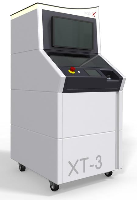 The XT-3 Manual & Semi-Automated X-ray Inspection System now offers transmission and optional oblique viewing, and is fully programmable without CAD data.