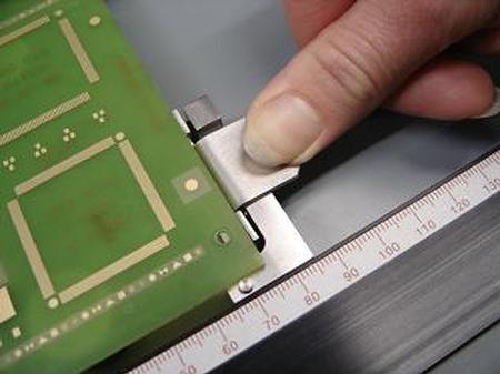MicroSnugger Board Handling System
