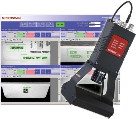 The VS-1 Track and Trace is a complete vision inspection solution for pharmaceutical, healthcare, and other packaging applications.