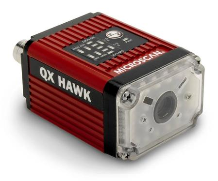 QX Hawk,  world's highest performance barcode imager.