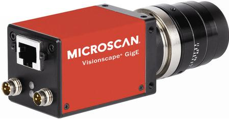 Microscan's awarded Visionscape® Machine Vision Software.