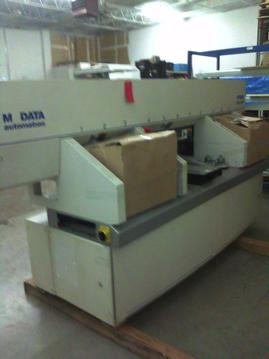 Mydata MyData TP11 UFP Parts Machine