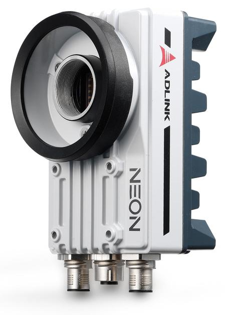 ADLINK's NEON-1040 provides not only high-end global shutter operation for high-speed captures, but also quad core Intel® Atom™ processors E3845 1.91GHz, dramatically improving on the performance of existing smart cameras.