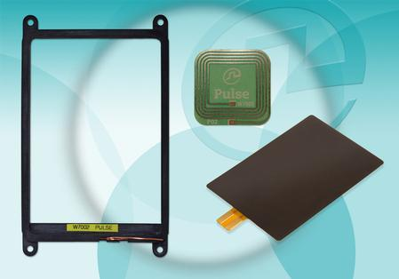 NFC antennas are ideal for integration into point-of-sale terminals, security and access control panels, transportation payment devices, and consumer electronics.