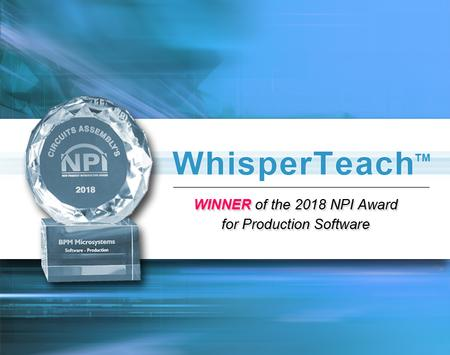 BPM Wins 2018 NPI Award
