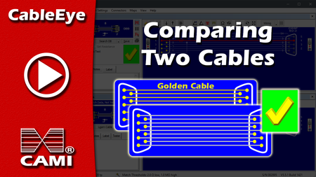 Demonstrated with live examples, the series covers 'golden' cable creation, test, and documentation stages of the manufacture of cables and harnesses.