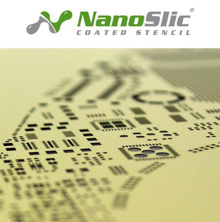 NanoSlic Coated Stencil