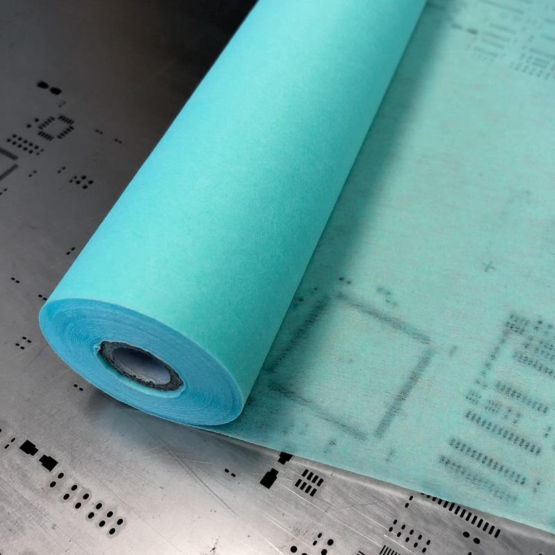 SMTECH / QUAD Green Monster Stencil Wiping Roll