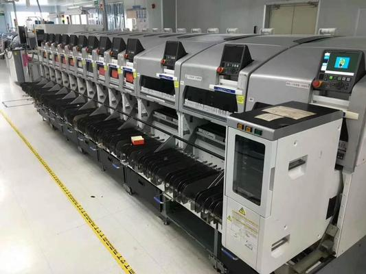 Fuji NXTI NXTII NXTII M3 M6S XPF-L XP243 XP143 XP243 USED PICK AND PLACE MACHINE FOR SALE