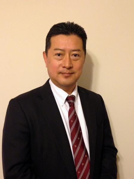 Mr. Naofumi Tanaka General Manager, Overseas SMT Sales & Marketing Division for Yamaha IM (Intelligent Machinery).
