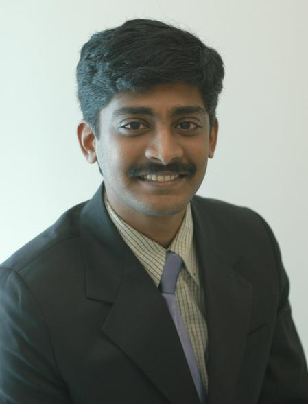 Naveenkamal Ravindran, Application Engineer