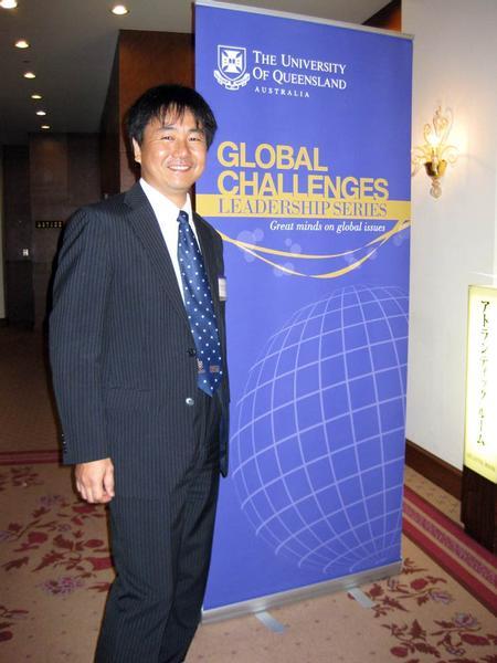 Dr. Kazuhiro Nogita, Associate Professor & Principal Research Fellow University of Queensland
