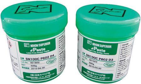 SN100C P602 Solder Paste.