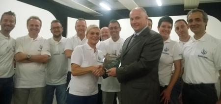 Cabiotec S.r.l, has been awarded the X-ray Distributor of the Year Trophy for 2014.
