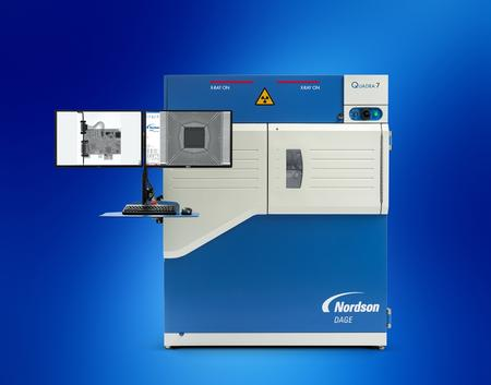 Nordson DAGE's flagship system – the new Quadra™ 7.
