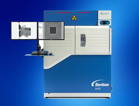 New Quadra™ X-ray Inspection Series.