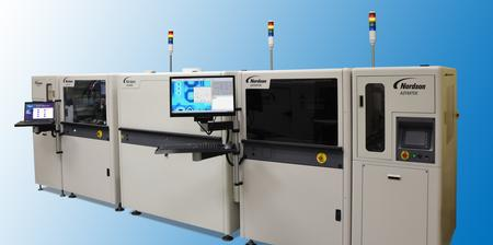 Integrated Jetting Systems for Conformal Coating and PCBA.