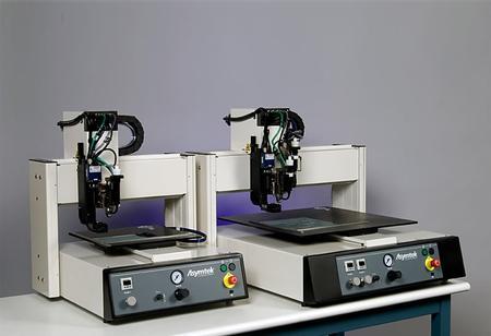 D-583 & D-585 DispenseMate Benchtop Dispensing System