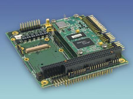 Parvus Corporation's OrbiTrak 8R PC/104 GPS Receiver