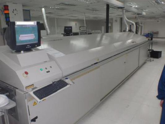BTU Pyramax 150N X5 Reflow Oven