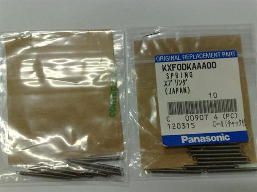 Panasonic CM402 HOLDER SPRING KXF0DKAAA00