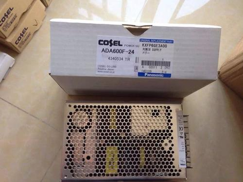 Panasonic CM402602 24V POWER SUPPLY ADA600F-24 KXFP6GE3A00