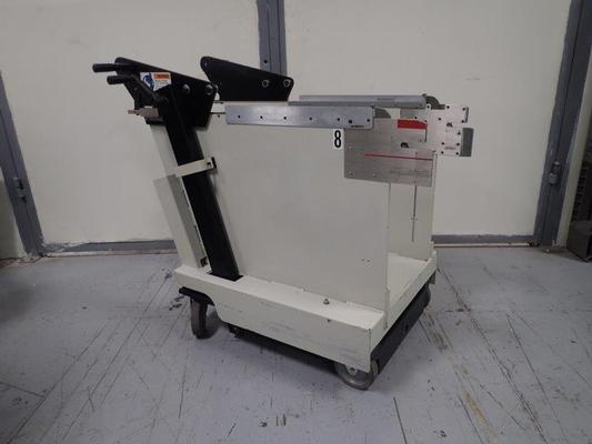 Universal Instruments Feeder Bank Removal Carts