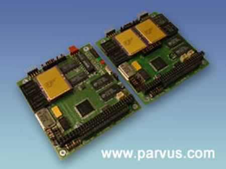 Parvus' PC/104 MIL-STD-1553 Interfaces