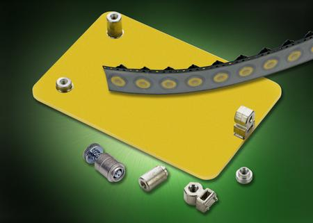 The expanding line of PEM® ReelFast® surface mount fasteners for use on printed circuit boards offers solutions for a wide range of attachment applications.