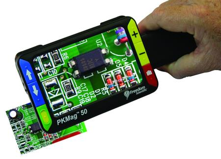 PKMag® 50 Portable Visual Inspection Device