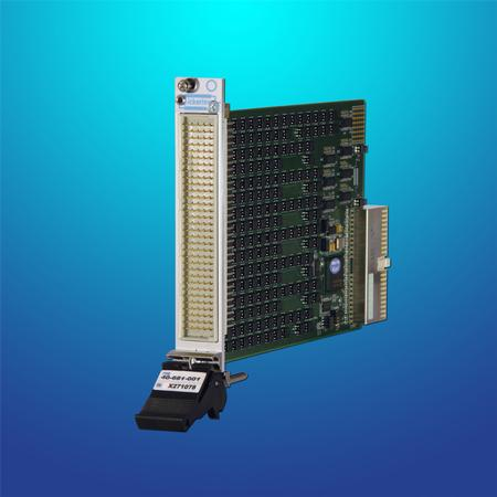 This new PXI Solid State Multiplexer (model 40-681) features a wide range of selectable switching configurations and the versatility of its architecture allows all multiplexer banks to be inter-linked and common connections used as extra signal inputs programmatically.
