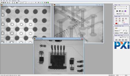 PXi-Pro X-ray Image Analysis Software