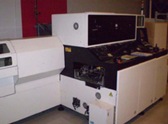 Panasonic Panasert MV2F-XL Chipshooter