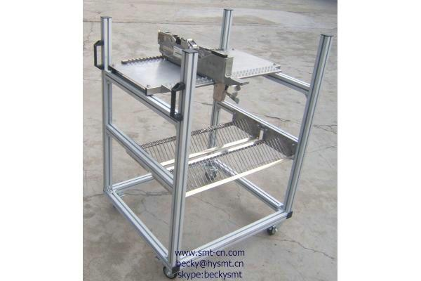 Panasonic CM402 feeder storage cart