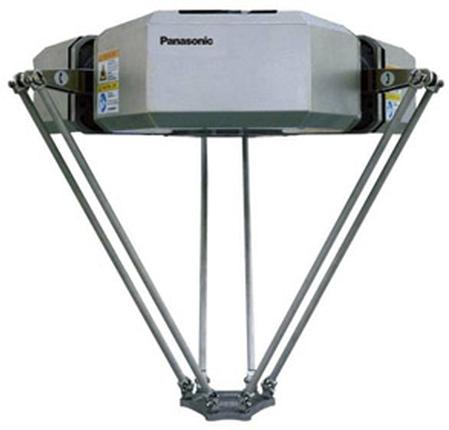 Panasonic Parallel Link Robot for manufacturing