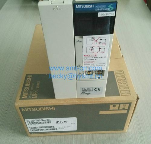 Panasonic driver MR-J2S-350B-S041U703
