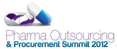 Pharma Outsourcing and Procurement Summit 2012