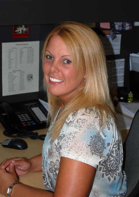 Practical Components' Deanne Herman celebrates five years with the company.