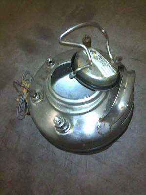Alloy Products Corp Pressure Vessel General Pupose