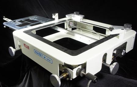 Printek Model MP-1818 Ultra-Fine Pitch Stencil Printer .