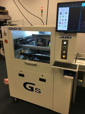 Juki GKG-Gs Screen Printer;