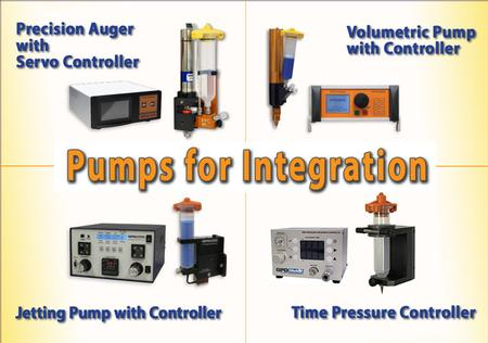 Pumps for integration.
