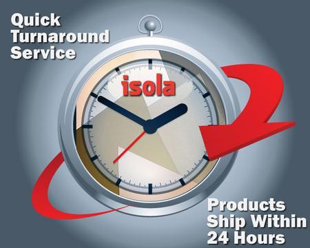 Isola's QTA Service